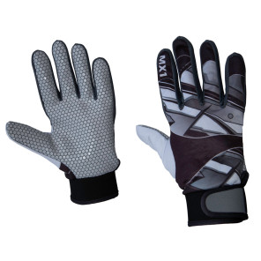 Adult MX gloves - Black Graphic